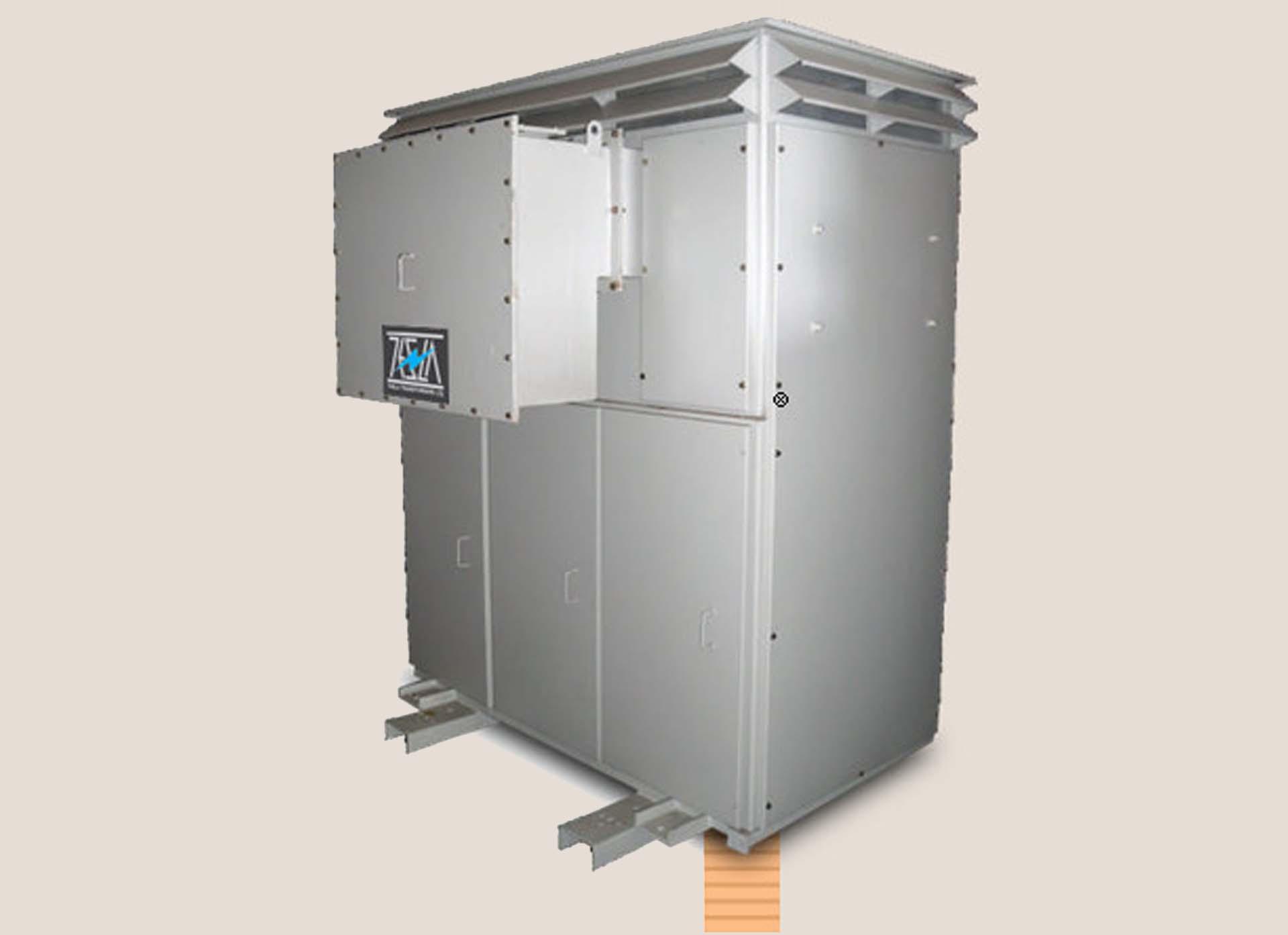1000 KVA, 11/1.05 KV VPI DRY TRANSFORMER CORE & COIL ASSEMBLY