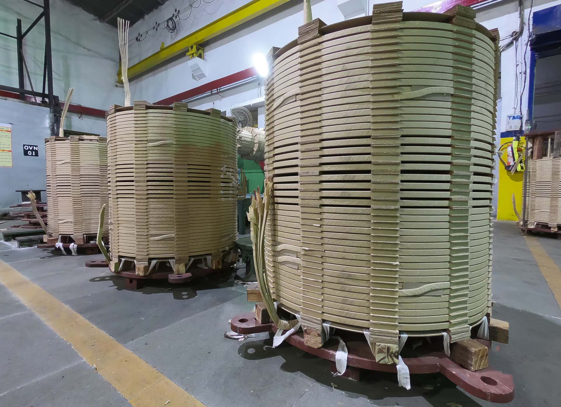 POWER TRANSFORMERS WINDINGS