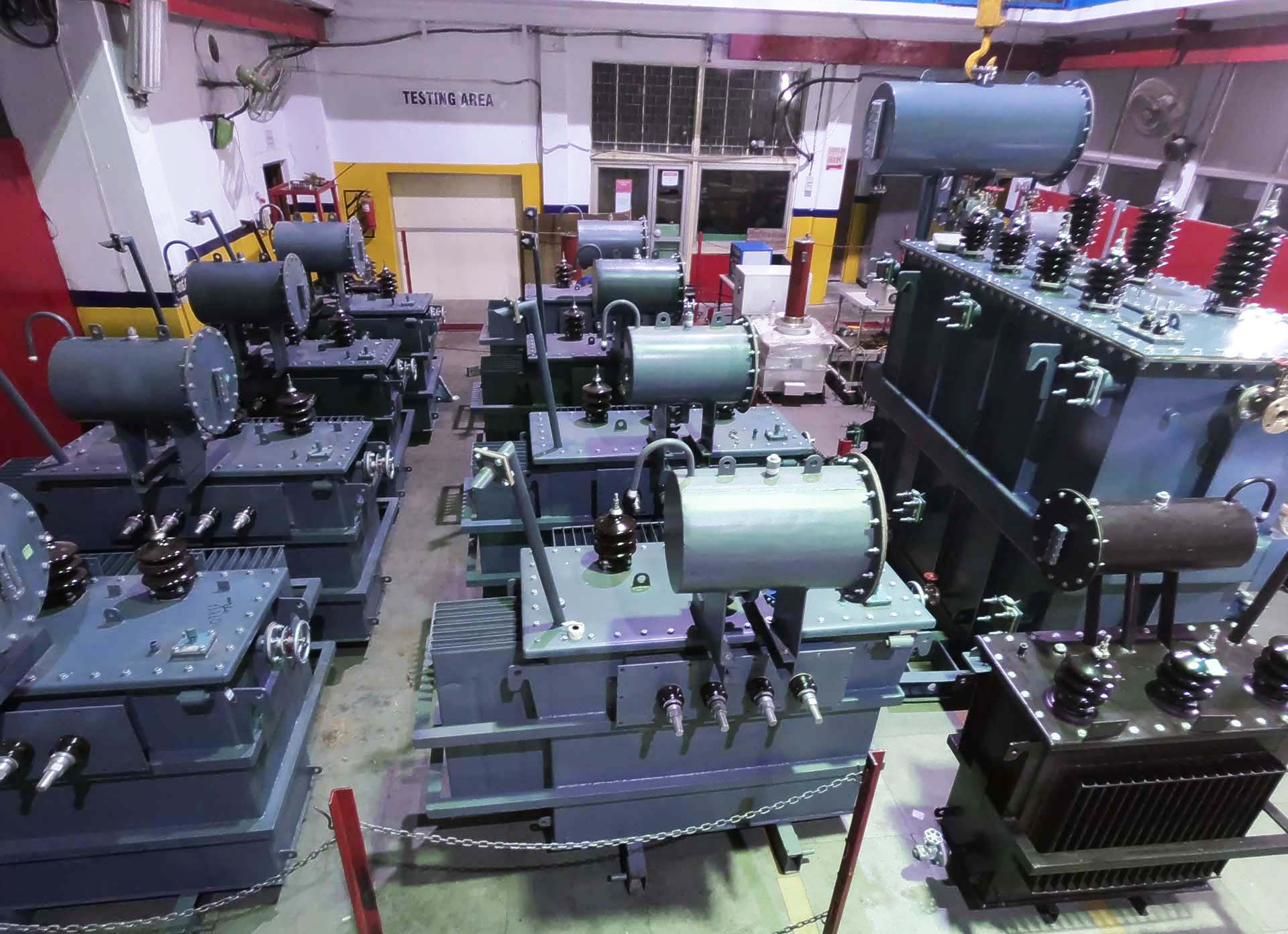 Manufacturing of Power Transformers India